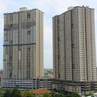 1BedRoom resort type condo for sale in Zinnia Towers near SM North Edsa QC