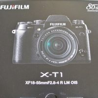 Fujifilm X-T1/Sony Cyber-Shot/Panasonic Lumix DMC-GH4