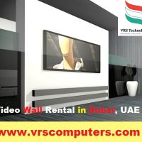 Seamless Video Wall Rental for Events in Dubai UAE