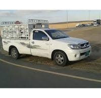 1 Ton Pickup For Rent / 0552257739