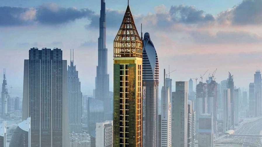 New tallest hotel in the world to open in Dubai