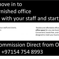 Affordable Office Space for Rent in Business Bay