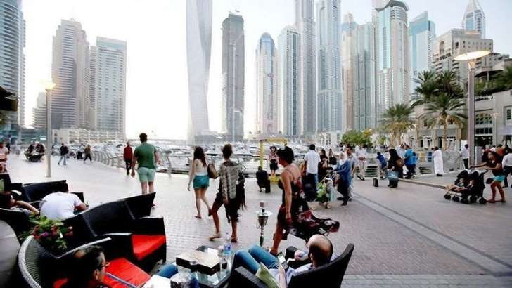 UAE safest country in world