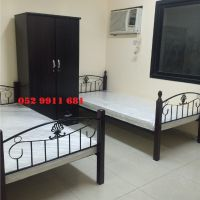 Kabayan Female Single Bed Space Near Rigga, Union & Salah Al Din Metro Stations; Call 052 9911 681
