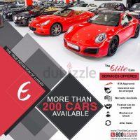 Explore the Best Luxury Car Showroom in Dubai