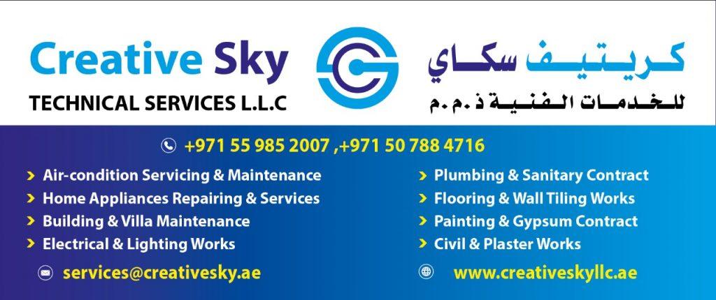 Aircondition Servicing in Dubai