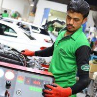 Reliable Land Rover and Range Rover Service Center in Dubai