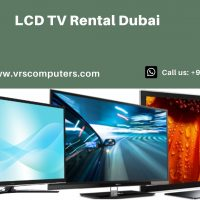 Lease TV for Events at VRS Technologies in Dubai UAE