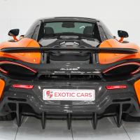 MCLAREN 600 LT SPIDER For Sale | Exotic Cars Dubai