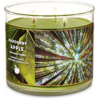 Bath and Body Works Mahogany Apple 3-Wick Scented Candle 411g