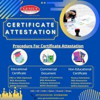 Certificate Attestation in UAE