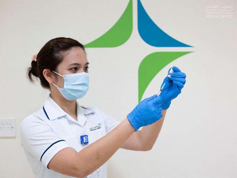 DUBAI HEALTH AUTHORITY VACCINE